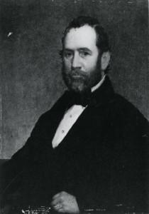Governor Pease, photo courtesy Austin History Center